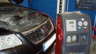 Diagnóstico y reparaciones de aire acondicionado de vehículos en Navarra