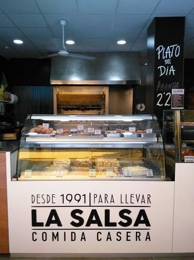 LA SALSA, comidas para llevar desde 1991