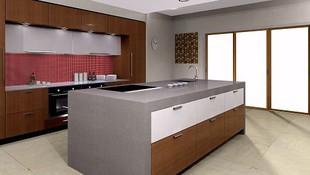 Diseño en 3D de muebles a cocina en Fuenlabrada