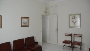 Sala de espera de la clínica