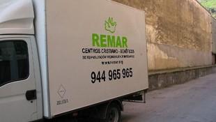 Recogida de ropa en Bilbao