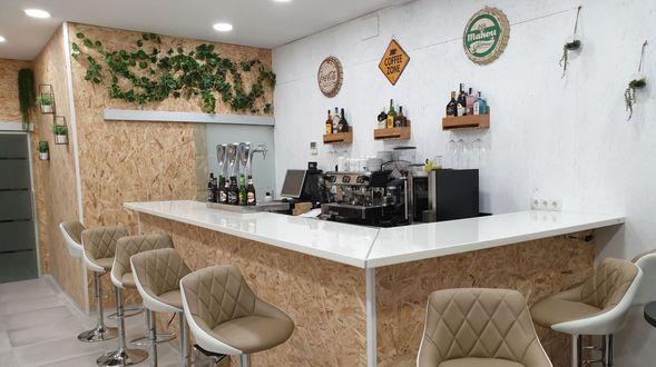 Bar de tapas en Rivas-Vaciamadrid