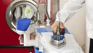 Lavado y planchado industrial
