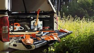 Herramientas manuales y accesorios forestales