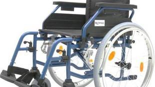 Sillas de ruedas manuales y eléctricas