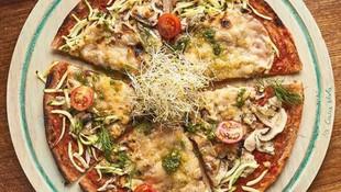 Pizzas veganas en Valencia
