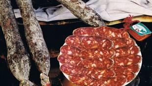 Chorizo Ibérico Montenuevo