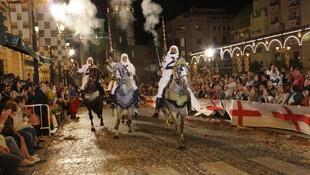 Fiestas populares con caballos en la Comunidad Valenciana
