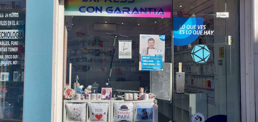 Reparación de teléfonos móviles Las Rozas de Madrid