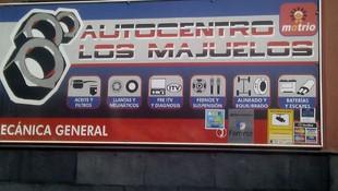 Auto centro Los Majuelos en San Cristóbal de la Laguna