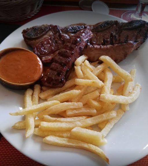 Comer carne a la parrilla Boadilla del Monte Madrid