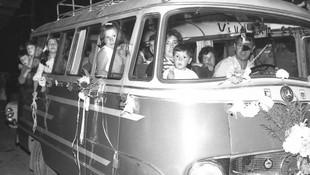 Empresa dedicada al transporte de viajeros desde 1961