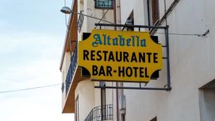 Hotel y restaurante en Teruel