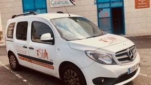 Furgoneta para el traslado de mascotas en Ferrol