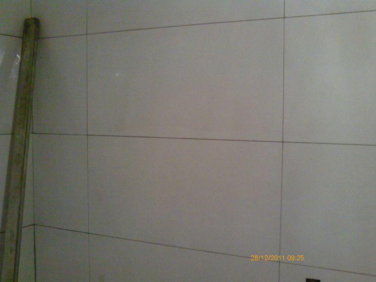 alicatado de baño 30x60 rectificado blanco brillo