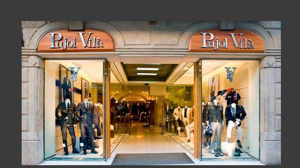 Tienda de ropa de hombre en Reus