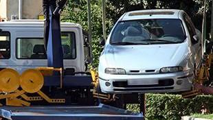 Grúa para vehículos 24 horas en Fuerteventura