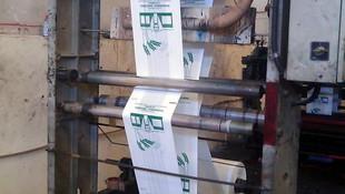 Fabricantes de bolsas de plástico de todas las medidas y colores
