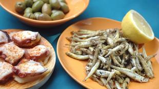 Restaurante canario en El Hierro