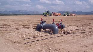 Válvulas con ventosas en tuberías generales