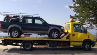 Grúas para vehículos en Ibiza