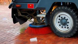 Limpieza parking Torredembarra