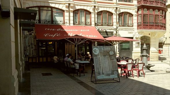 Restaurantes en Logroño.