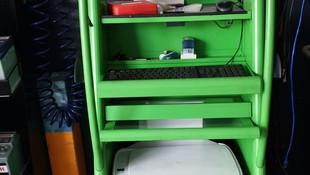 Taller mecánico control de gases Arona