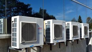 Aire acondicionado para edificios en Madrid