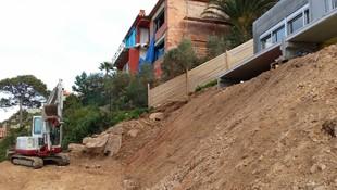 Excavaciones Novoa, Barcelona
