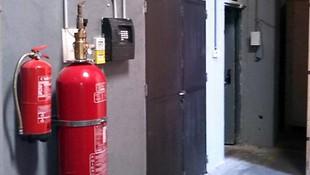 Instalación y mantenimiento de sistemas de extinción por FM-200