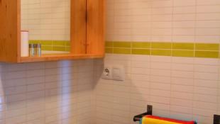 Detalle de baño interior