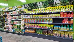 Nuevos lineales de abonos y fitosanitarios