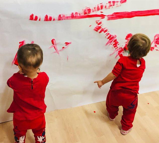 Pinta, colorea y aprende