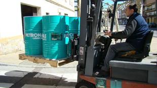 Distribuidor de lubricantes para la automoción en León