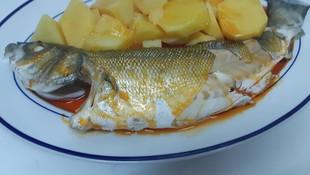 Pescado fresco en Pontevedra