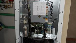 Equipo de geotermia