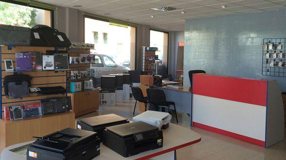 Venta y reparación de ordenadores e impresoras en Campos