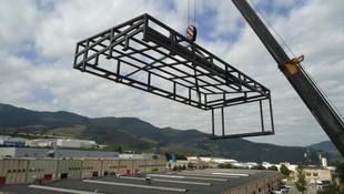 mantenimiento y reparacion edificios industriales