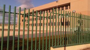 Vallado colegio Valdegastea