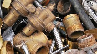 Recogida de metales en Navarra