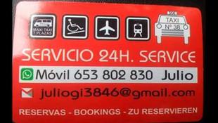 Taxi 24 horas en Torrevieja