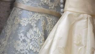 Trajes de novia con las mejores telas