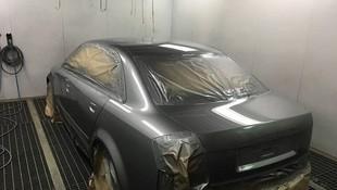 Pintar coches en Jerez de la Frontera