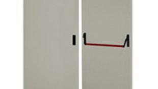 Puertas y barras antipanico