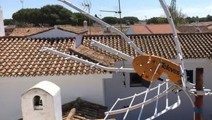 Instalamos antenas de televisión terrestres