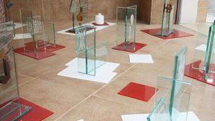 Confección de trofeos en cristal en Navarra