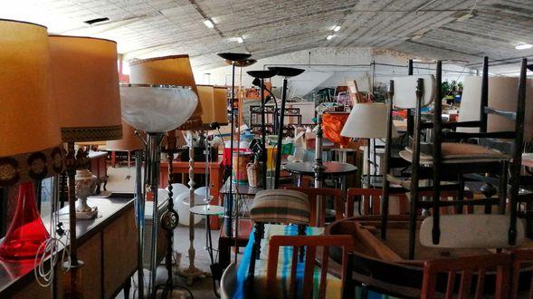 Venta de muebles de segunda mano en Barcelona
