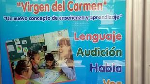 Logopedia y pedagogía Virgen del Carmen en Rute