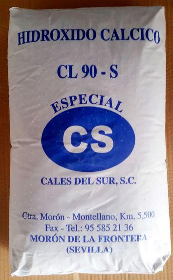 Hidroxido Calcico